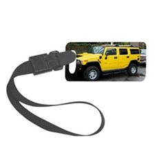 Hummer 4x4 vehicle Luggage Tag