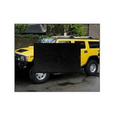 Hummer 4x4 vehicle Picture Frame