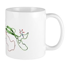 Human chorionic gonadotrophin molecule Mug