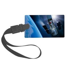 Hubble Space Telescope in orbit, Luggage Tag
