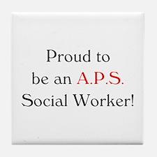 Proud APS SW Tile Coaster
