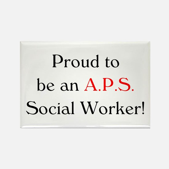 Proud APS SW Rectangle Magnets (10 pack)