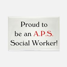 Proud APS SW Rectangle Magnet
