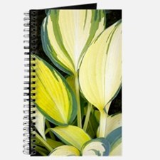 Hosta 'Remember Me' Journal