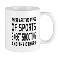 Skeet Shooting Designs Mug