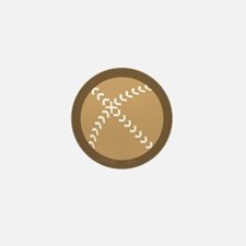 Vintage Baseball Mini Button 10 Pack