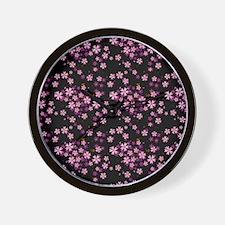 ipad_cherry Wall Clock