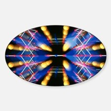 High temperature superconductor Decal