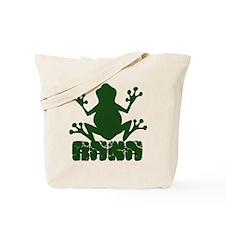 Frog - Rana Tote Bag