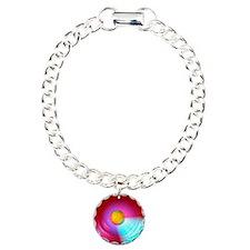 Higgs Boson particle, ar Bracelet