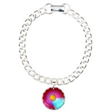 Higgs Boson particle, ar Charm Bracelet, One Charm