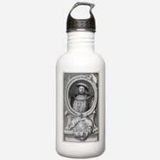 Henry VIII, King of En Sports Water Bottle