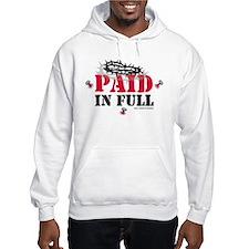 Jesus Paid In Full Hoodie