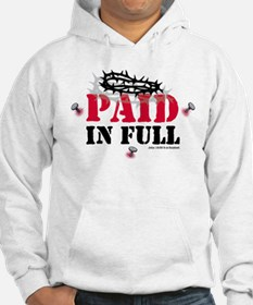 Jesus Paid In Full Hoodie