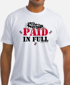 Jesus Paid In Full Shirt