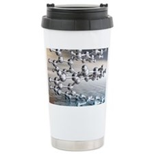 Helicene chiral hydrocarbon Travel Mug