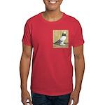 Blue Grizzle West Dark T-Shirt