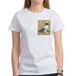 Blue Grizzle West Women's T-Shirt
