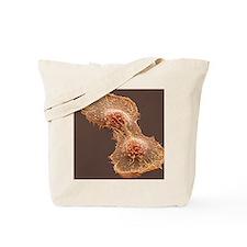 HeLa cell division, SEM Tote Bag