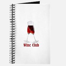 Wine Club Journal