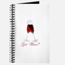 Got Wine Journal