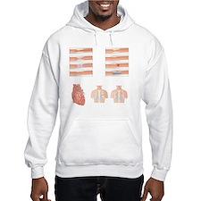 Heart disease treatment, artwork Hoodie Sweatshirt