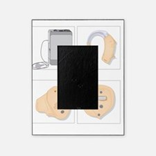 Hearing aids, artwork Picture Frame