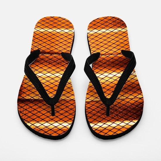 Halogen heater Flip Flops