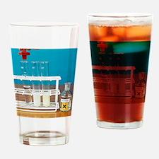 Haloalkane test Drinking Glass