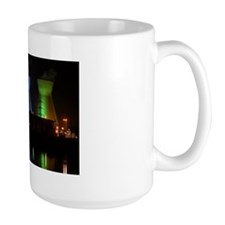 Haifa petrochemical plant Mug