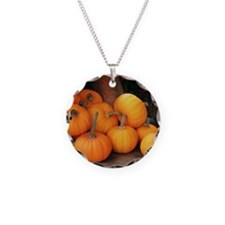 Harvested pumpkins Necklace