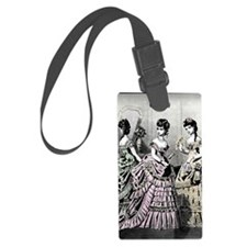 Embassy Ball, Card Luggage Tag
