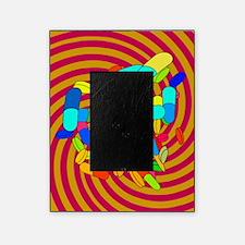 Hallucinogenic drugs, conceptual ima Picture Frame