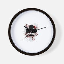 Texas Hold 'Em Club Wall Clock