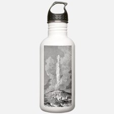 Great Geyser, 19th cen Water Bottle
