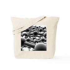 Graphite Tote Bag