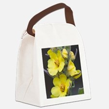 Great mullein (Verbascum thapsus) Canvas Lunch Bag