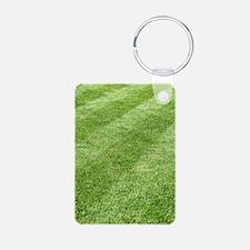 Grass lawn Keychains