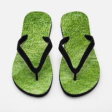 Grass lawn Flip Flops