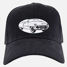 1953 Cadillac Series 62 convertible illu Baseball Hat