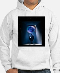 Global environment, conceptual a Hoodie