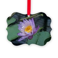 Giant water lily flower Ornament