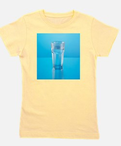 Glass of water Girl's Tee
