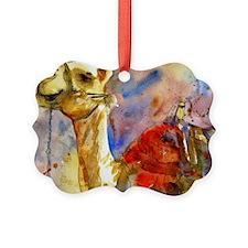 Israeli Camel Ornament