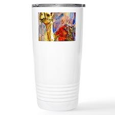 Israeli Camel Travel Mug