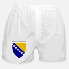 Bosnia_and_Herzegovina Boxer Shorts