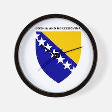 Bosnia_and_Herzegovina Wall Clock