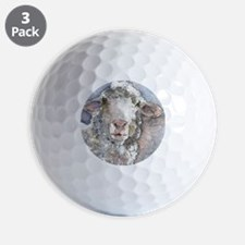 Shorn This Way, Sheep Golf Ball