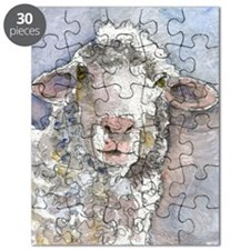 Shorn This Way, Sheep Puzzle
