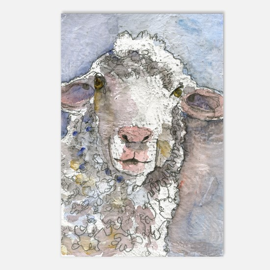 Shorn This Way, Sheep Postcards (Package of 8)